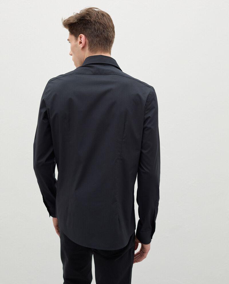 Camicia elegante in cotone uomo single tile 1