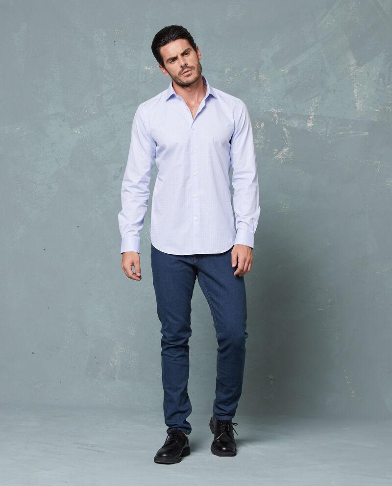 Camicia puro cotone fantasia