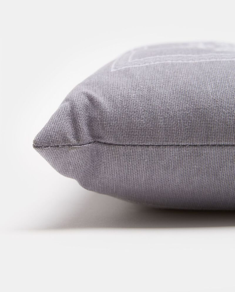 Cuscino laccetti stampa mediterranea