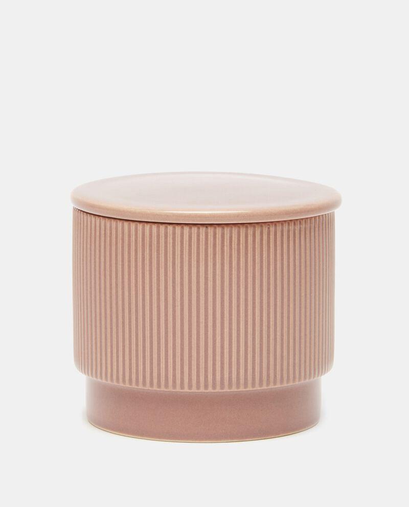 Porta cotone in ceramica