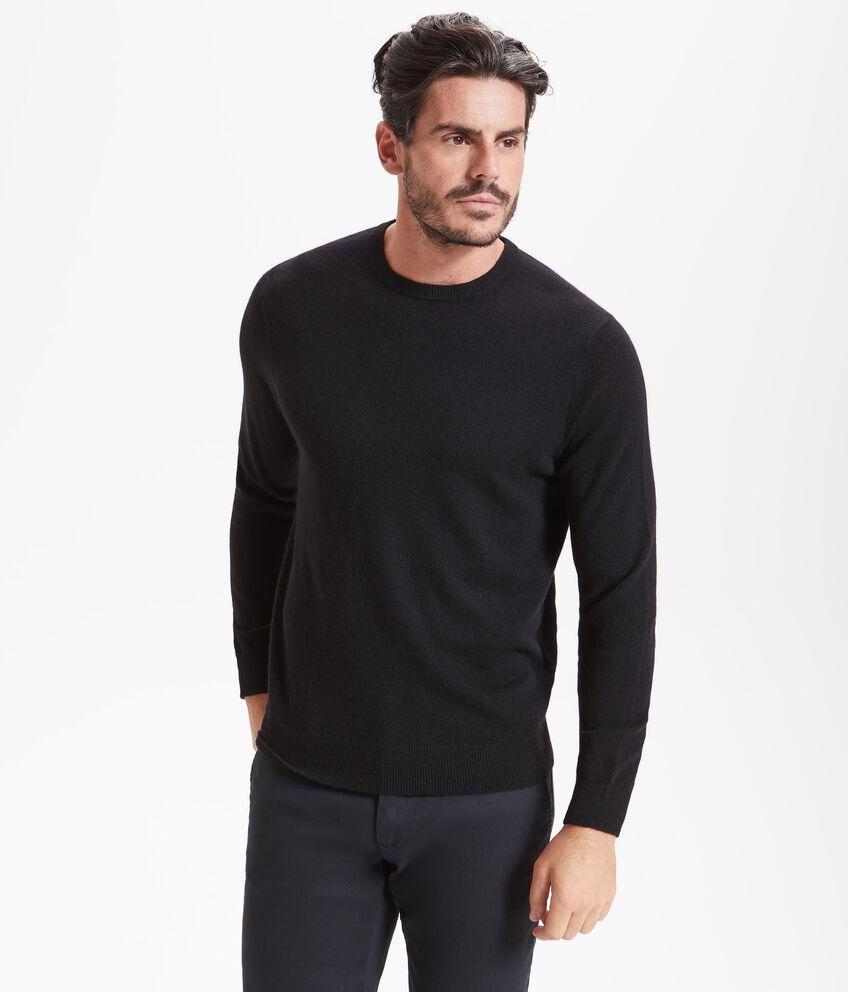 Maglione in puro cashmere uomo