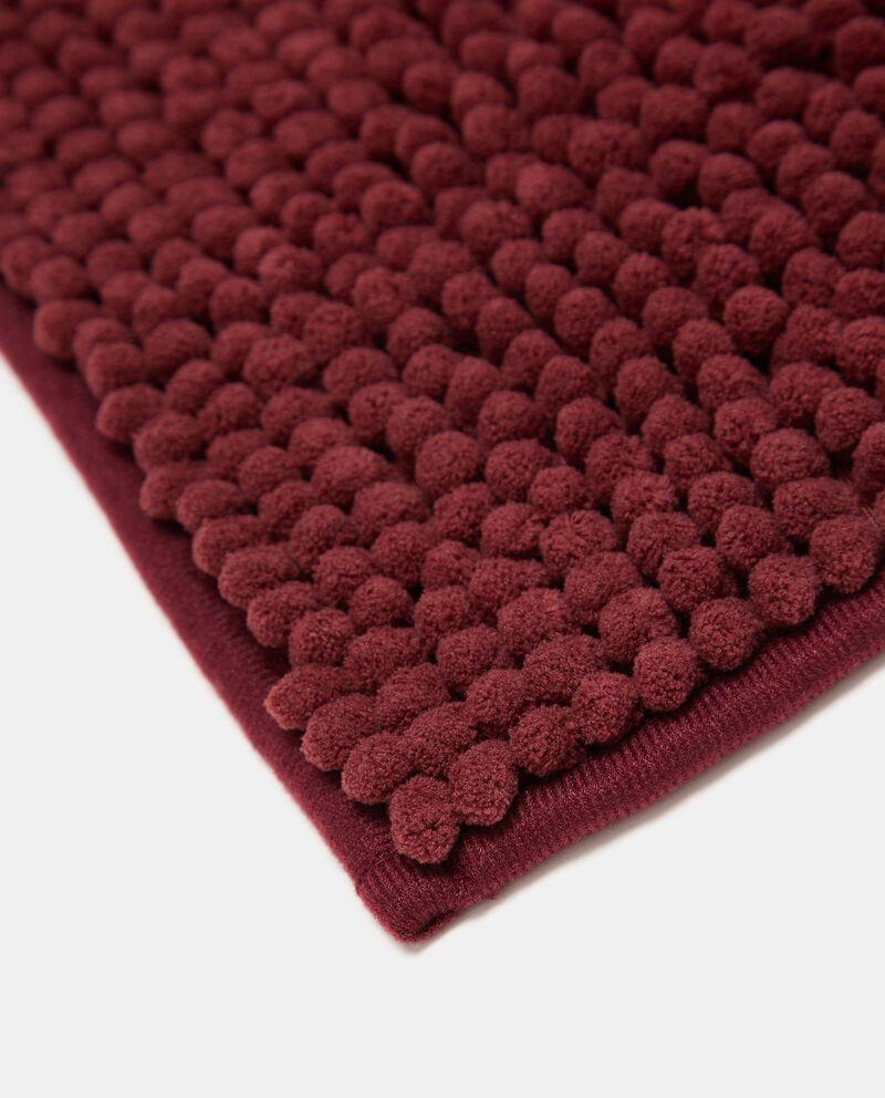 Tappeto in microfibra tinta unita single tile 1