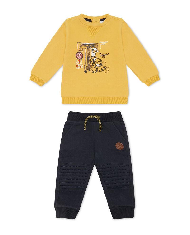 Tuta maglia e pantaloni Tigro