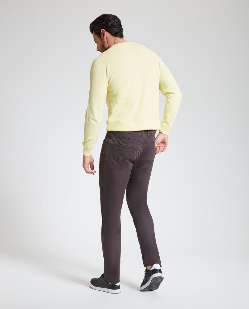 Pantaloni uomo chino