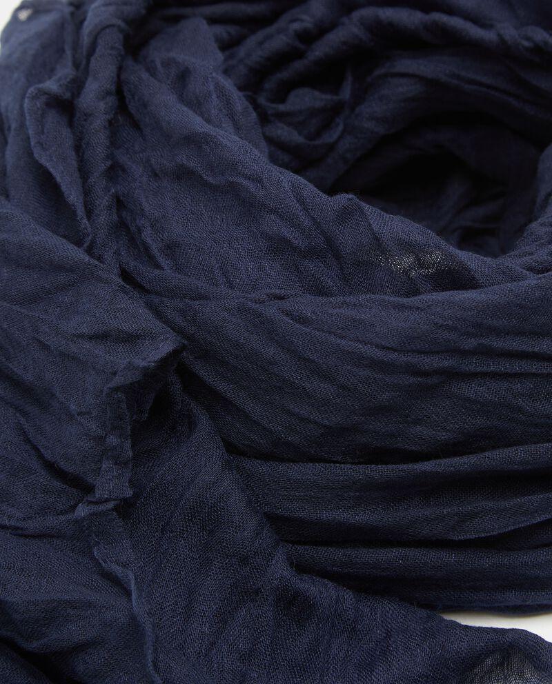 Sciarpa leggera in tinta unita donna