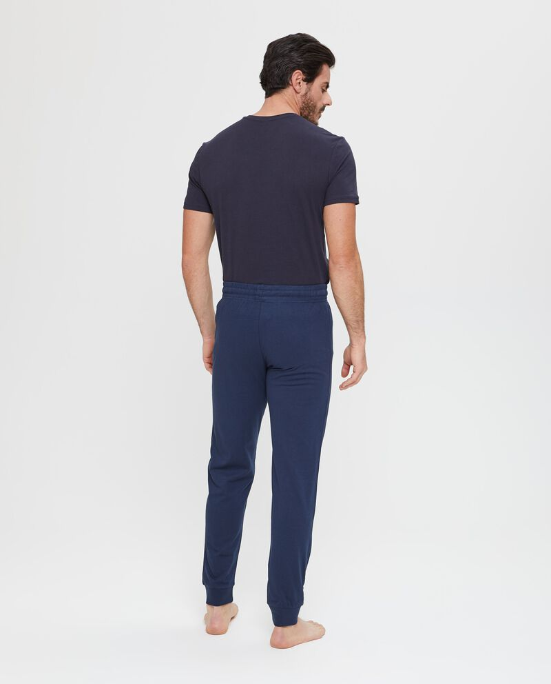 Pantaloni pigiama in puro cotone