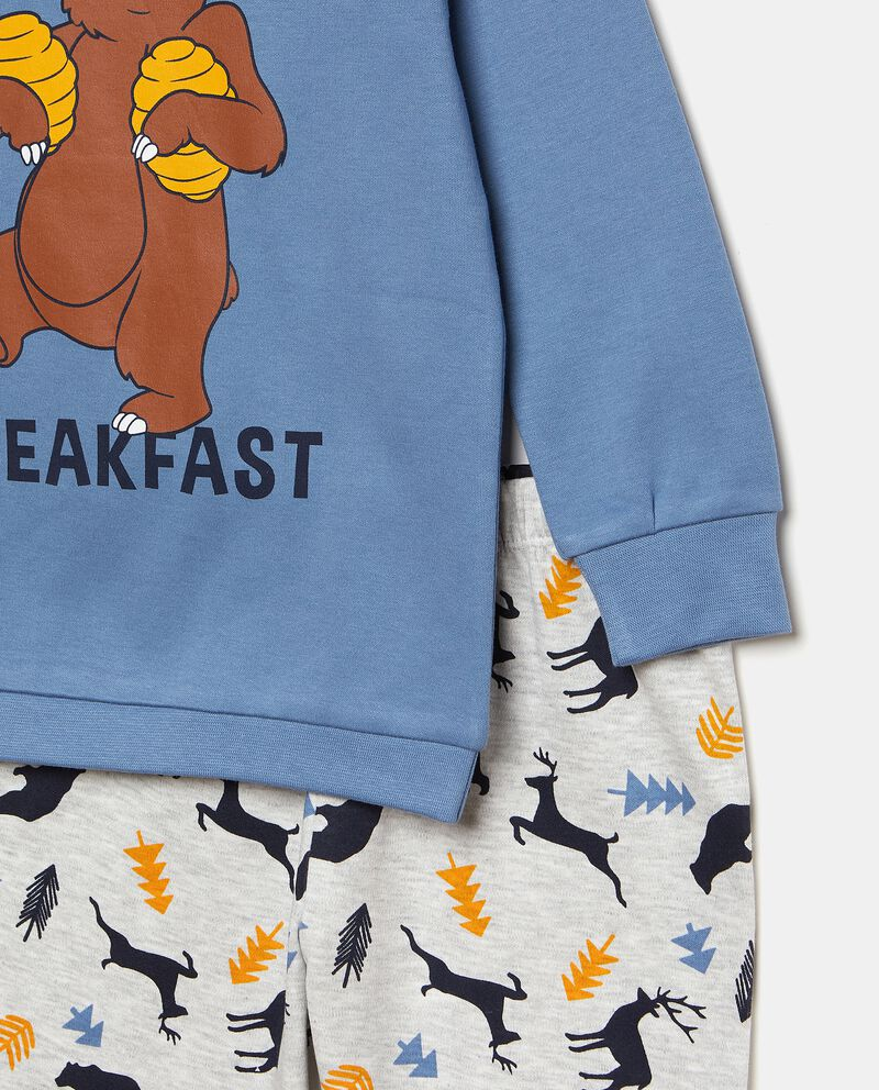 Set pigiama maglia e pantaloni single tile 1