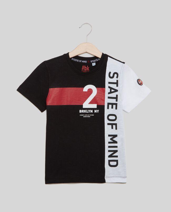 T-shirt in puro cotone
