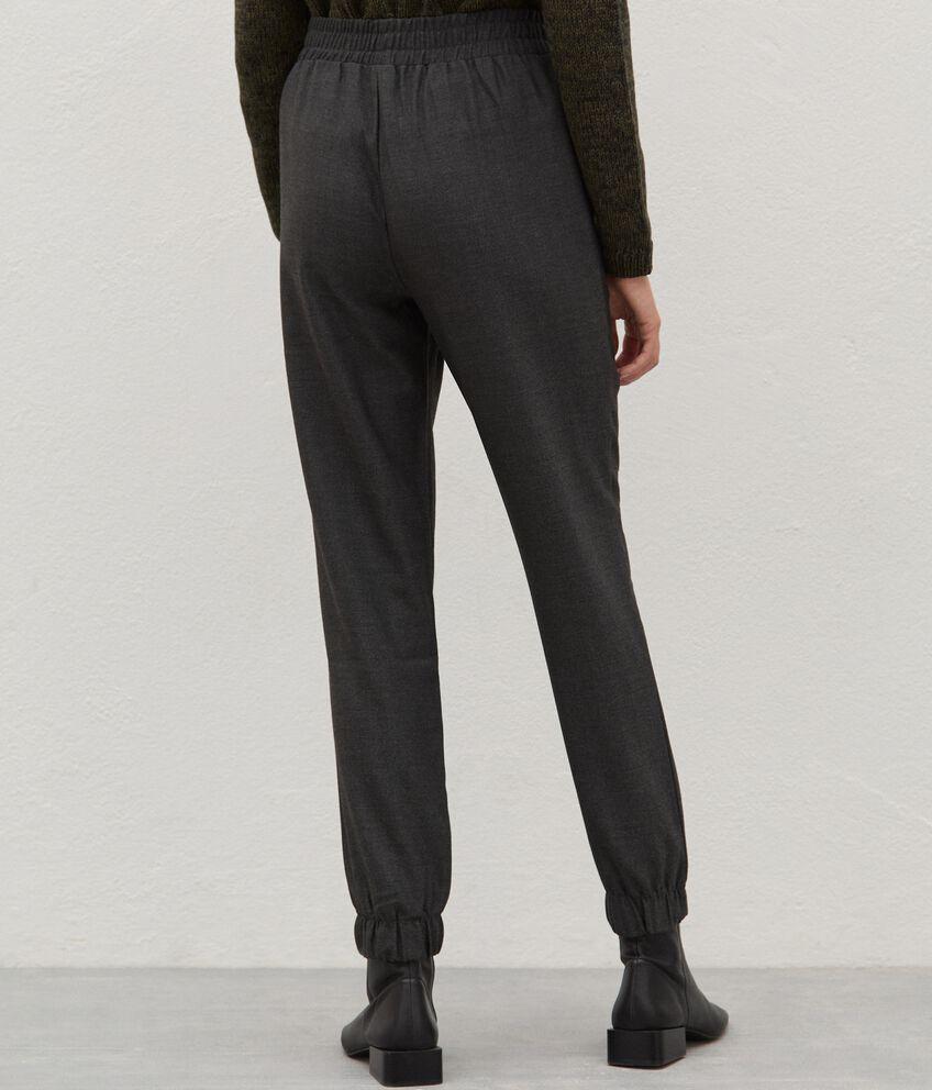 Pantaloni con catena donna double 2