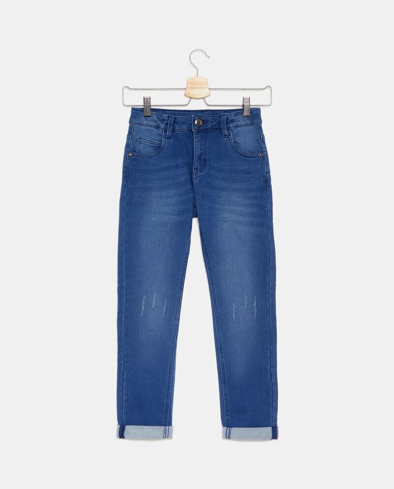 Jeans con cinque tasche ragazzo