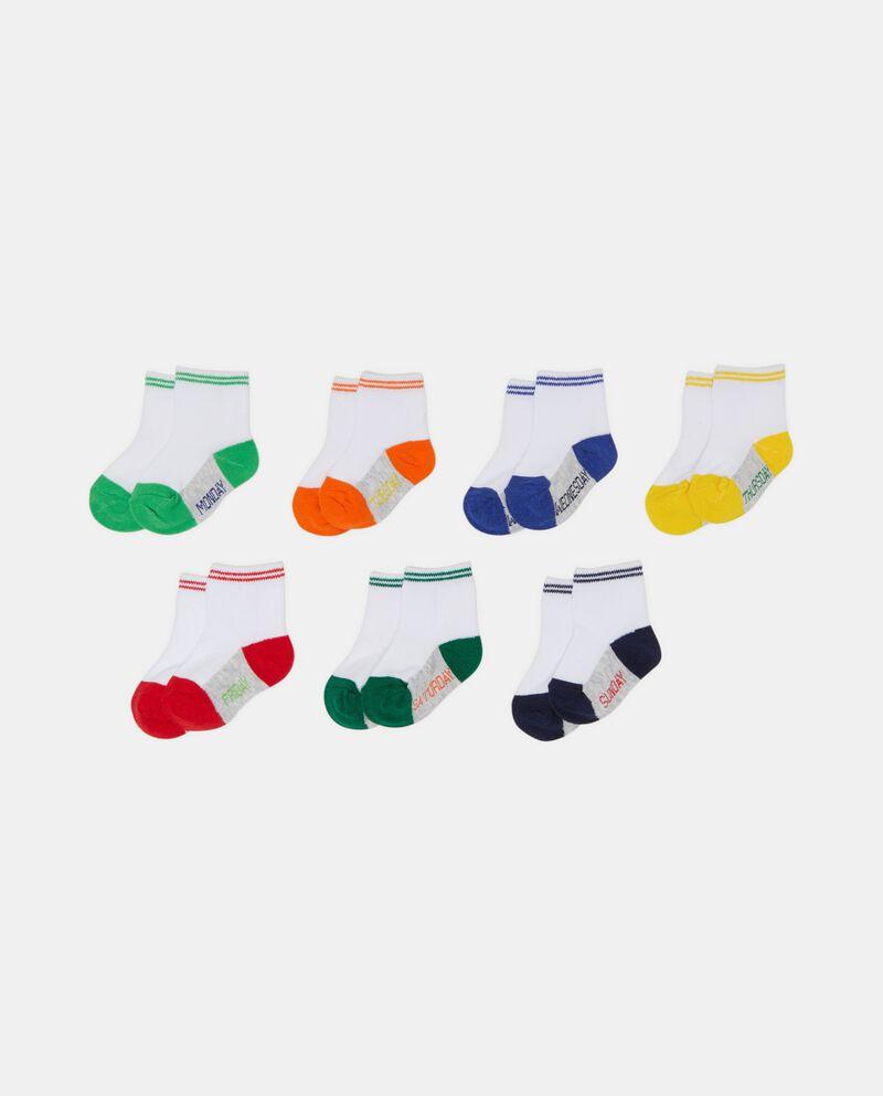 Set calzini colorati neonato