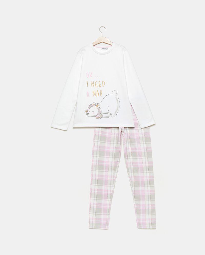 Set in puro cotone pigiama