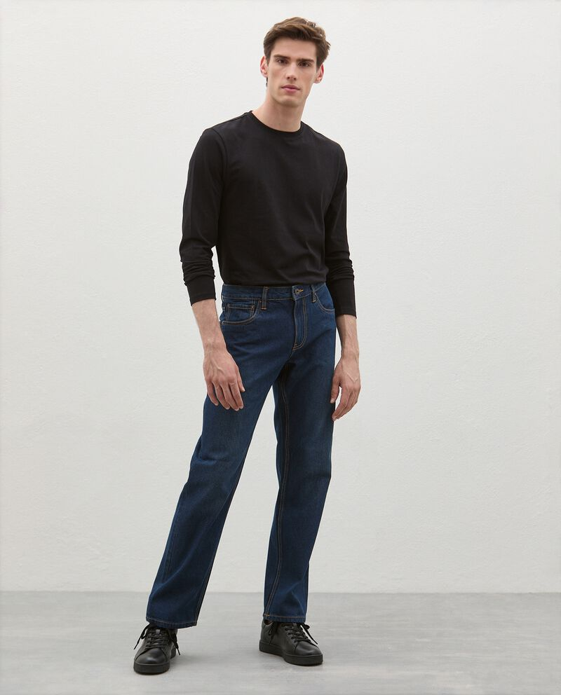 Jeans fit regular uomo cover