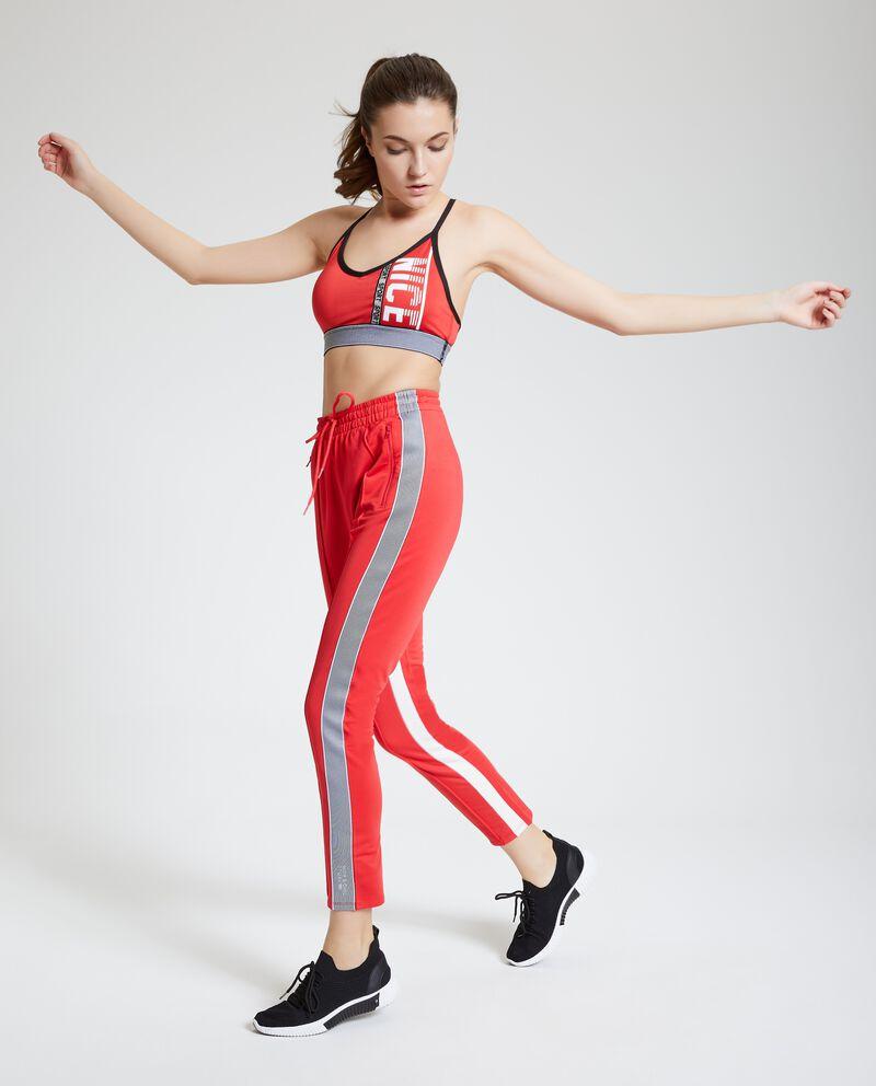 Pantaloni fitness lunghi donna