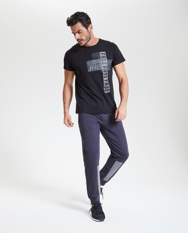 Pantaloni bande fitness uomo