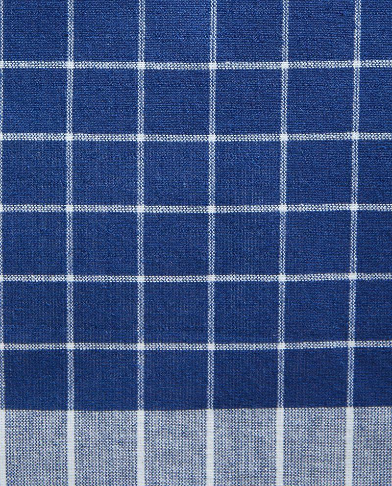 Tovaglia a quadri in puro cotone single tile 3