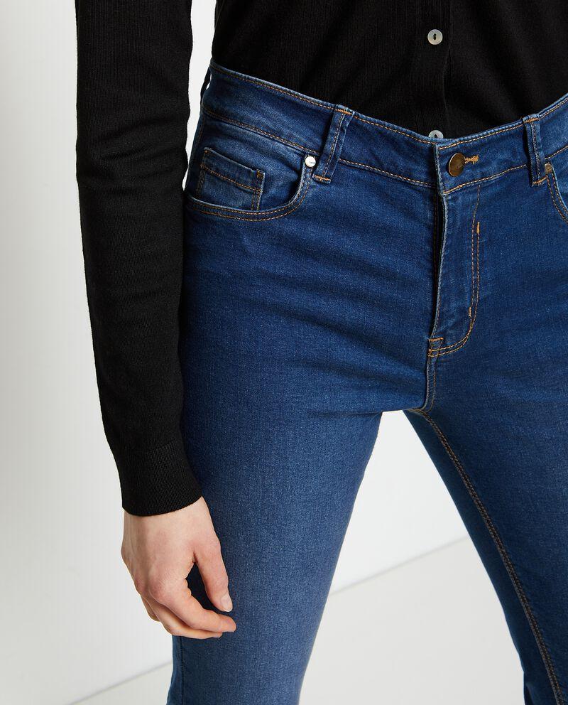 Jeans skinny in cotone stretch donna