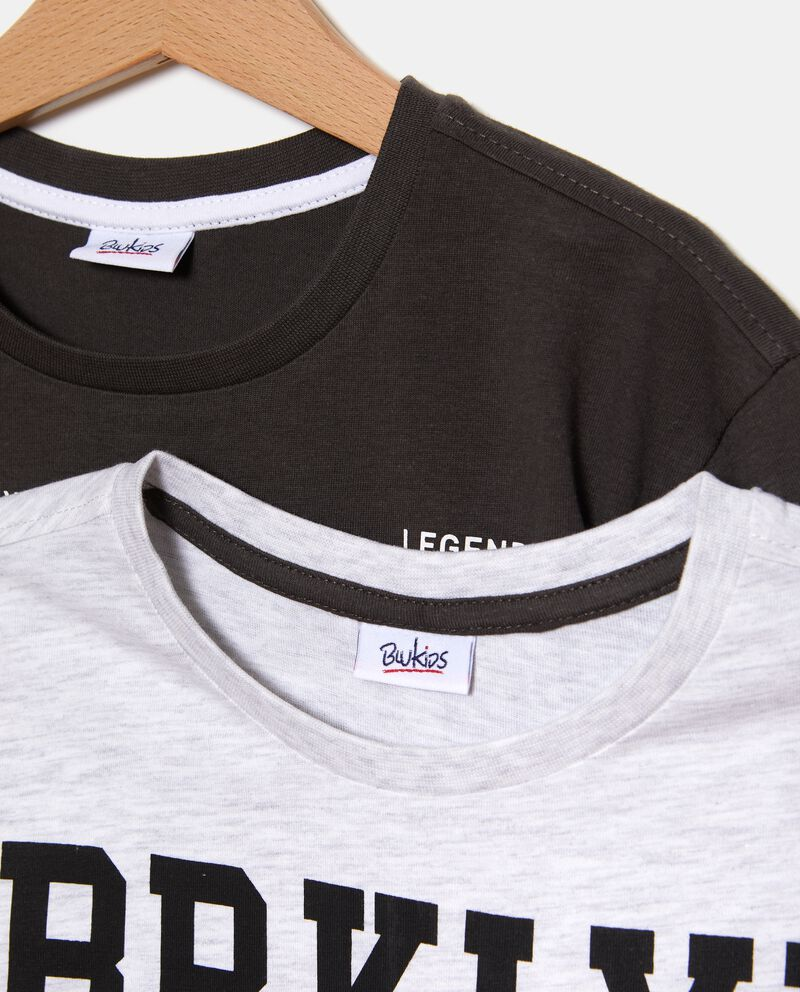 Bi-pack t-shirt stampate ragazzo