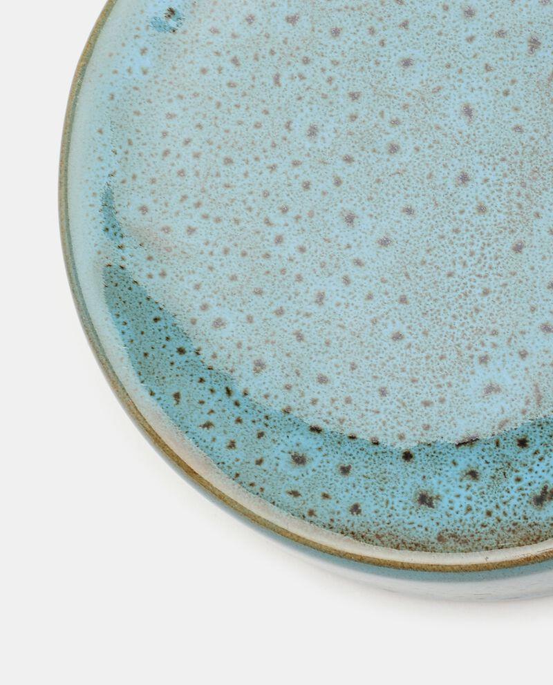 Porta sapone bicolor in ceramica single tile 1