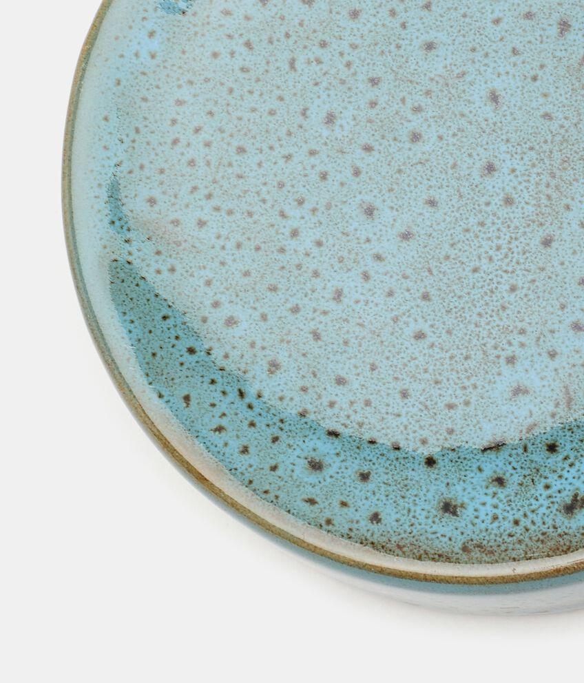 Porta sapone bicolor in ceramica double 2