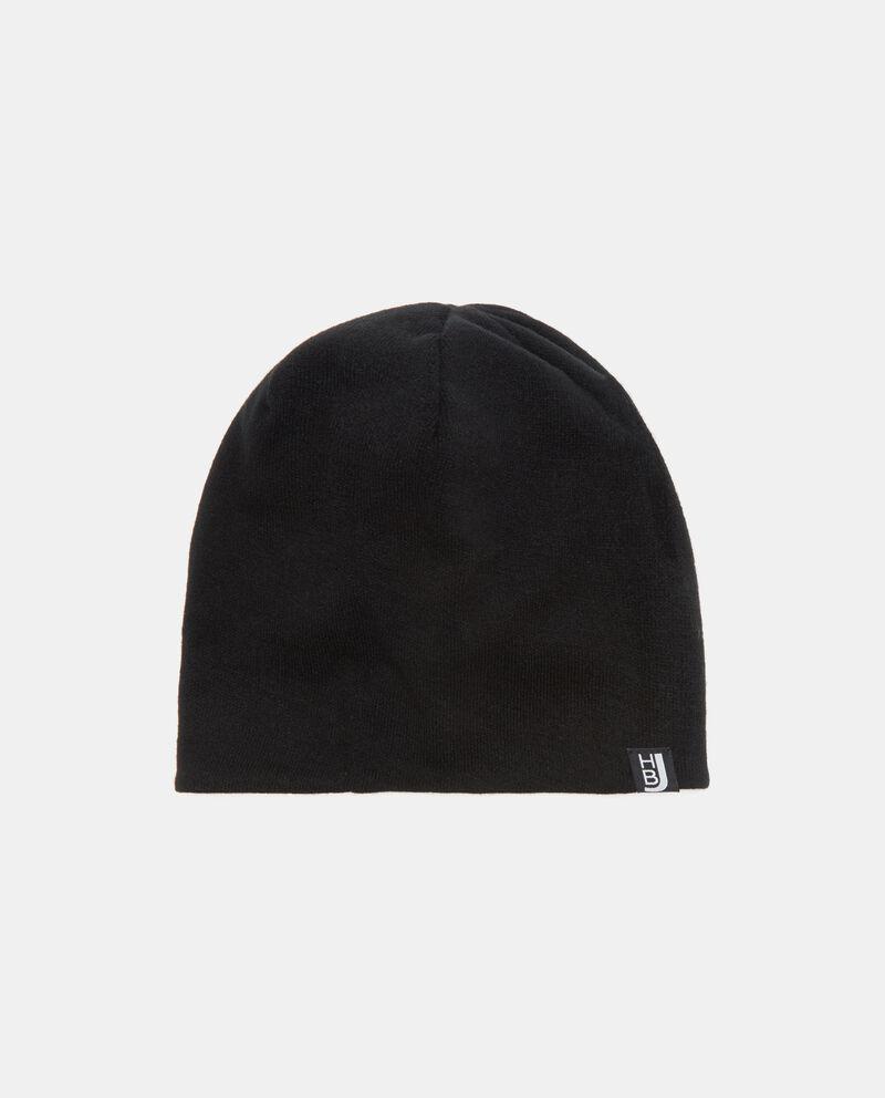 Cappello invernale tinta unita uomo