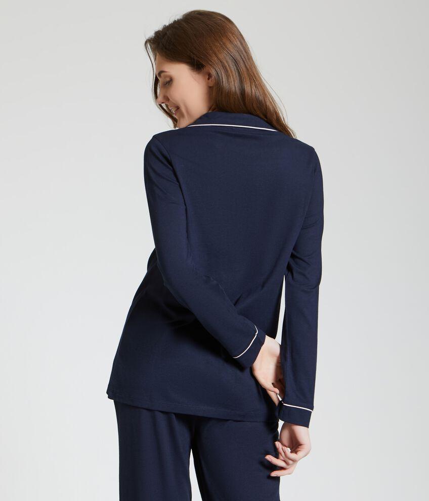 Top pigiama elegante donna