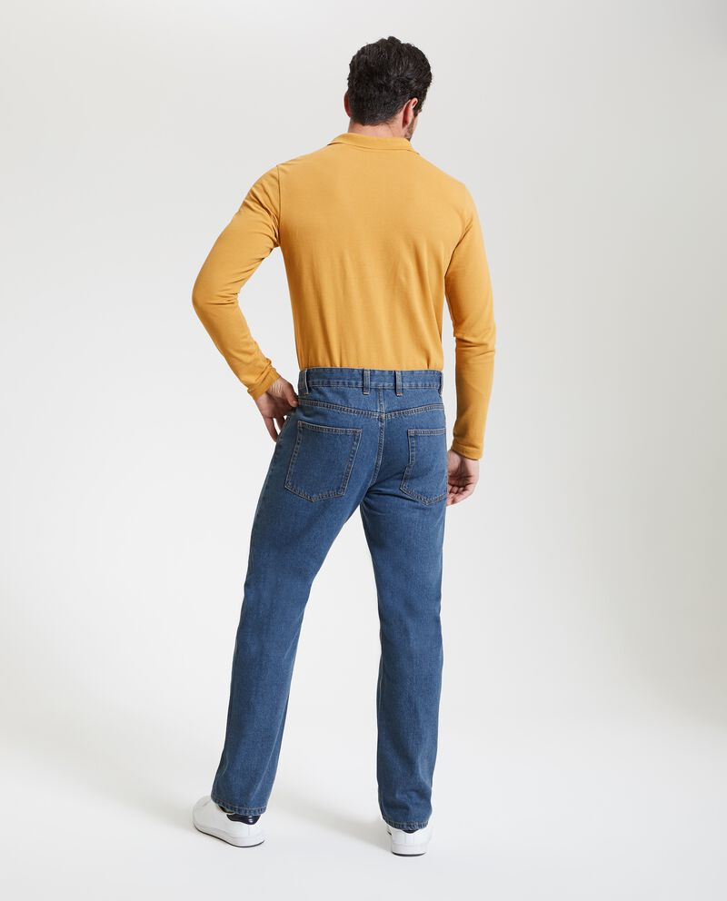 Jeans comfort fit uomo