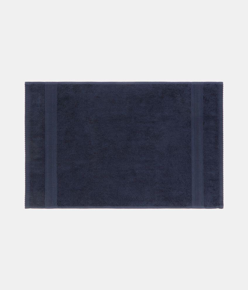 Asciugamano puro cotone in tinta unita