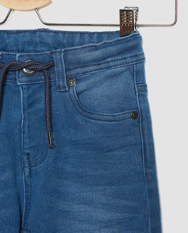Jeans con cordoncino bambino