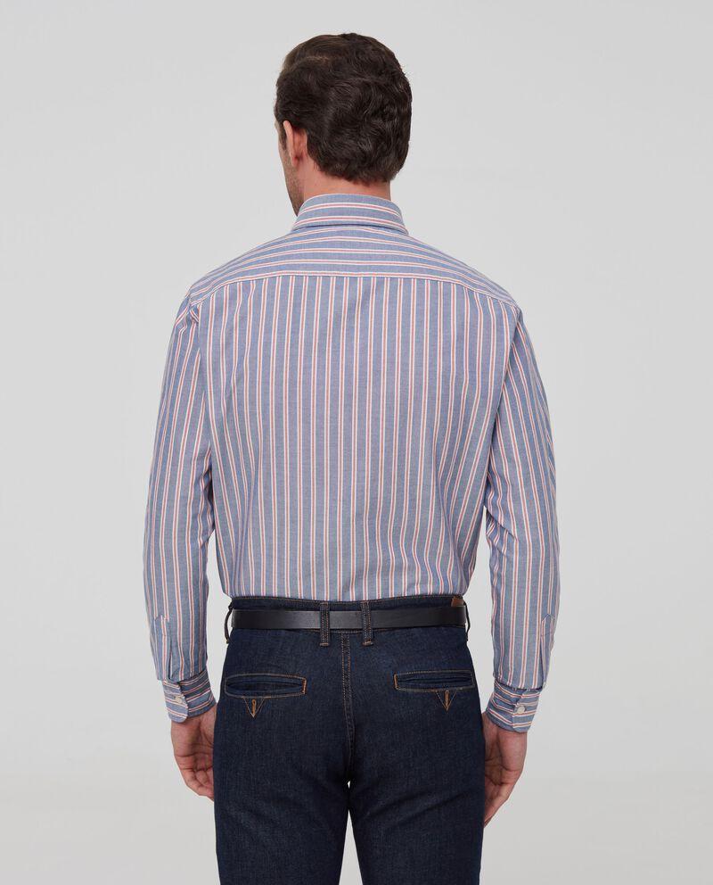 Camicia puro cotone button-down single tile 1