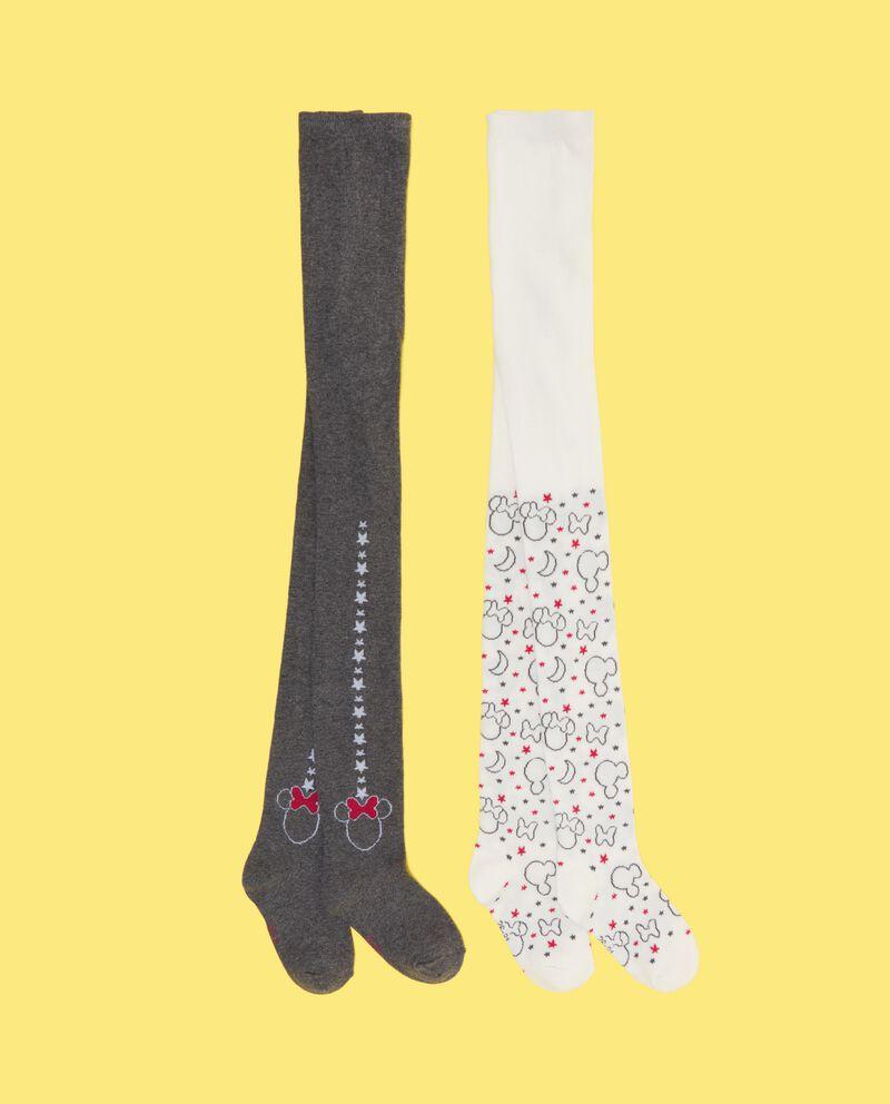 Set calze con fantasia