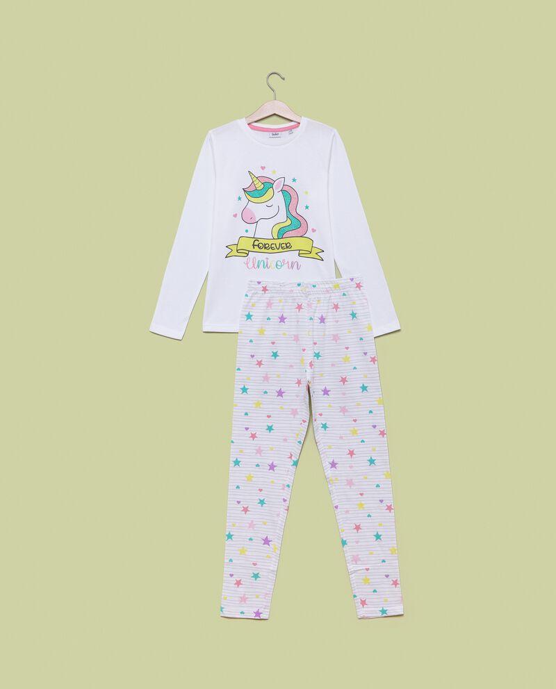 Set pigiama Forever Unicorn in puro cotone