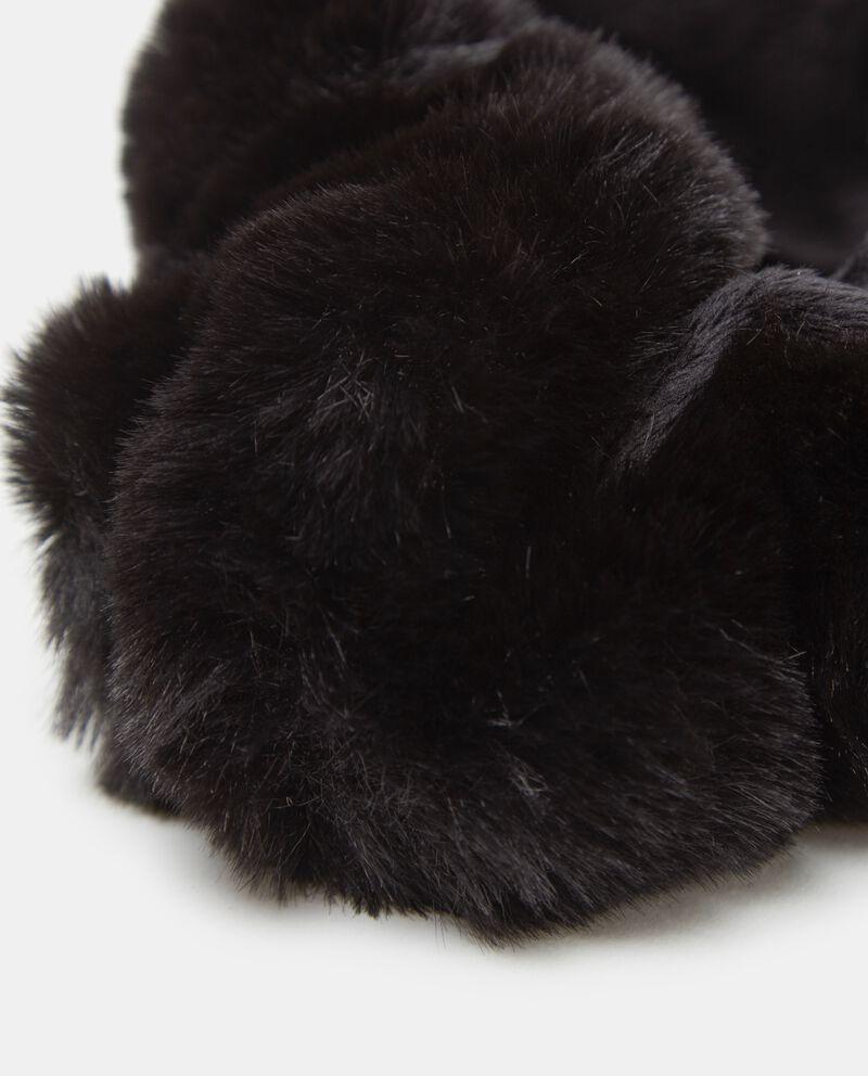 Fascia con eco pelliccia