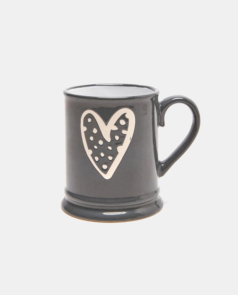 Mug in ceramica con cuore