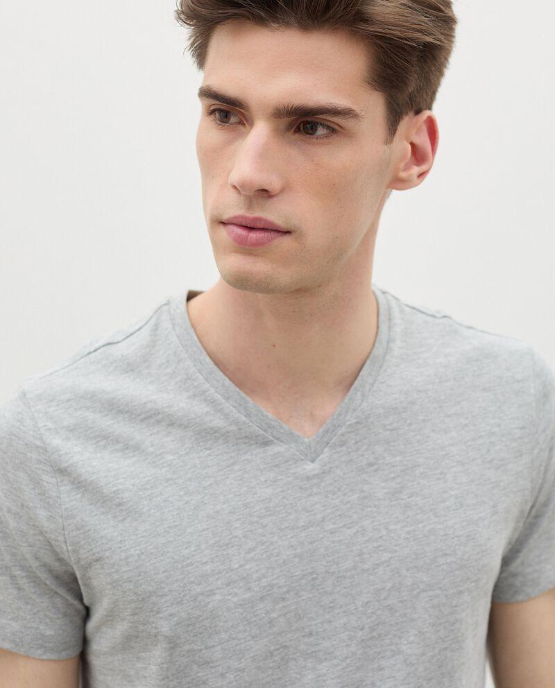 T-shirt intima di cotone organico uomo single tile 2