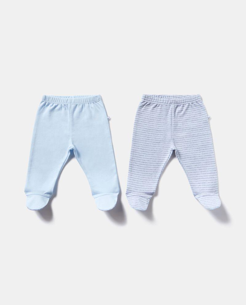 Bipack pantaloncini puro cotone