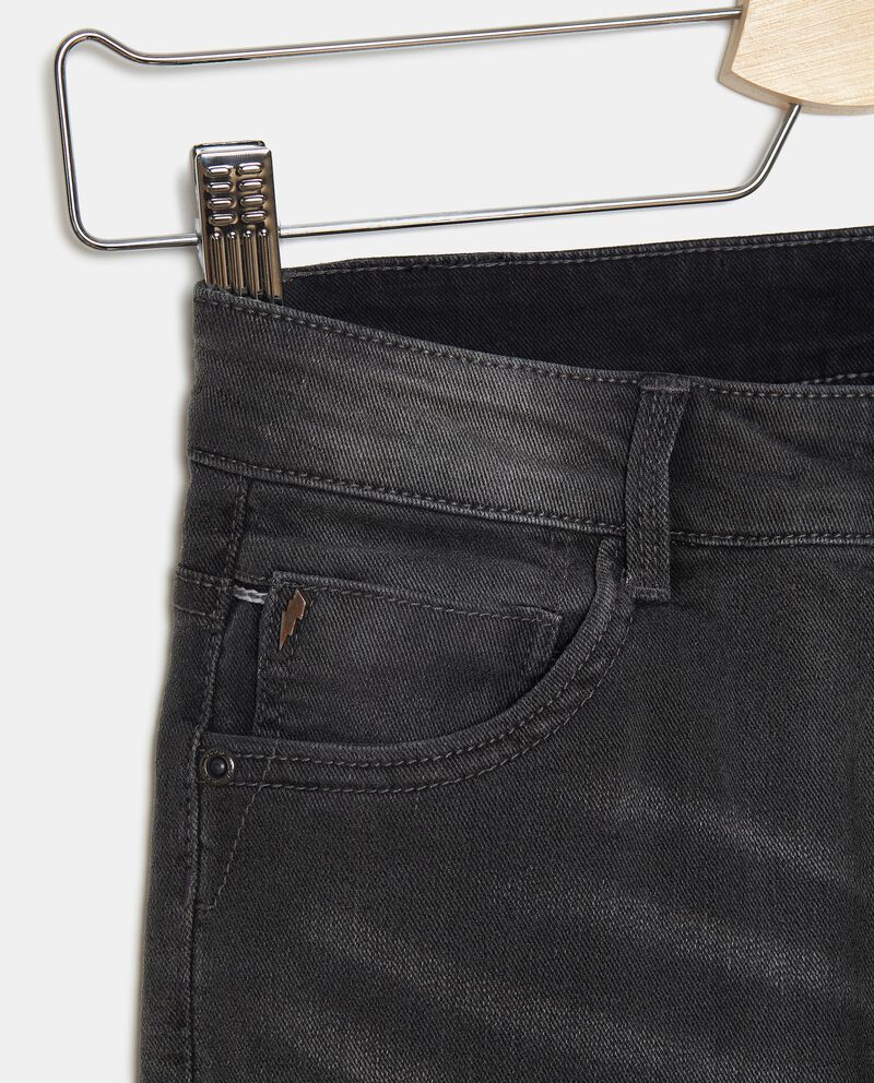 Jeans in denim stretch ragazzo