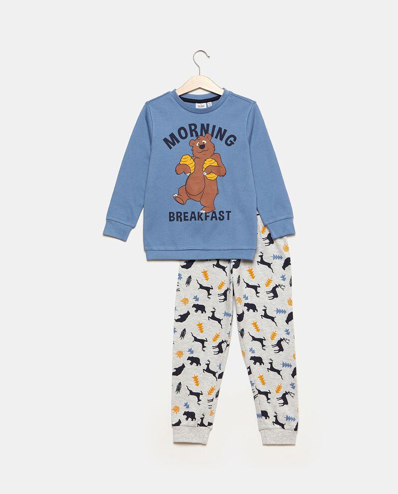 Set pigiama maglia e pantaloni cover