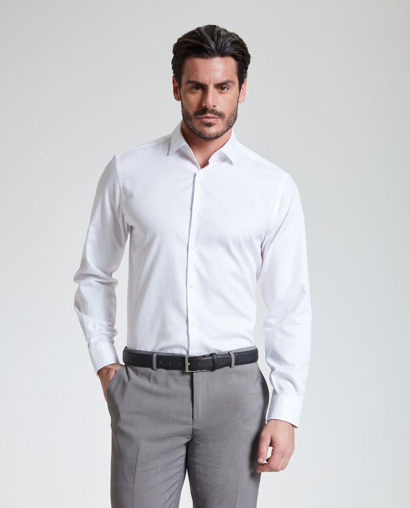 Camicia uomo business puro cotone