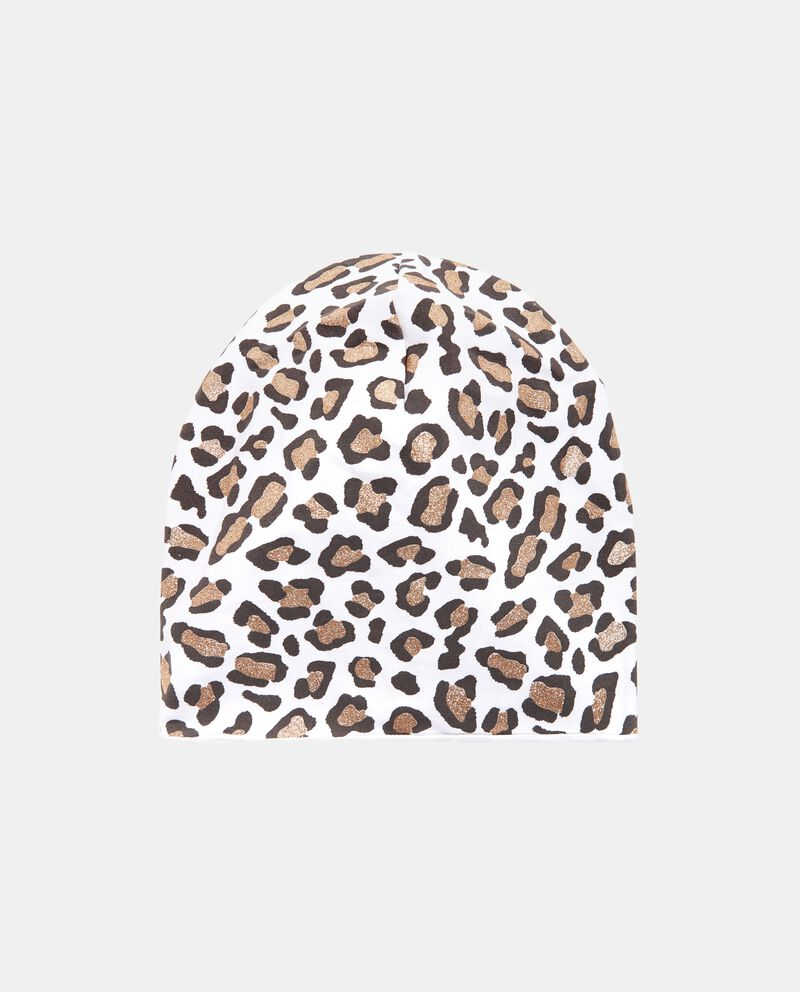 Cappello invernale animalier bambina