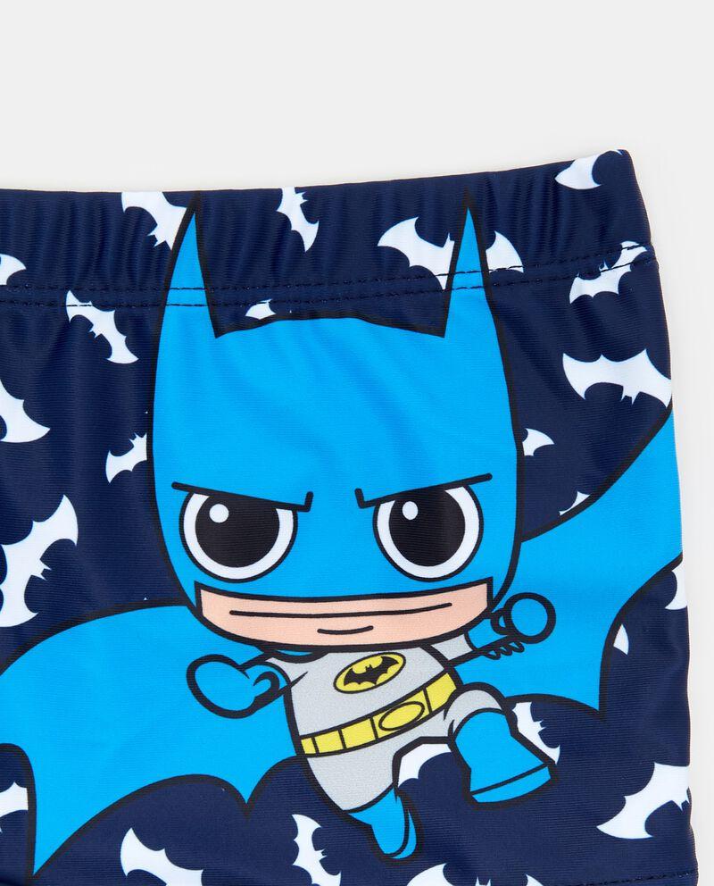 Costume boxer con fantasia Batman bambino