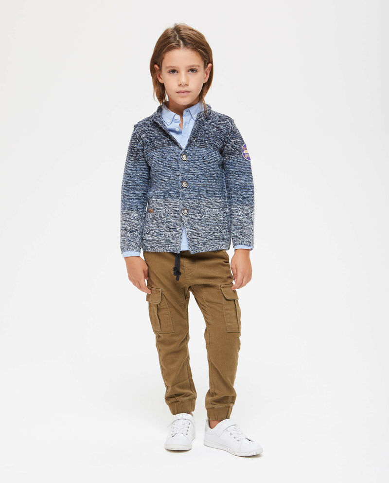Pantaloni vita elasticata e tasche