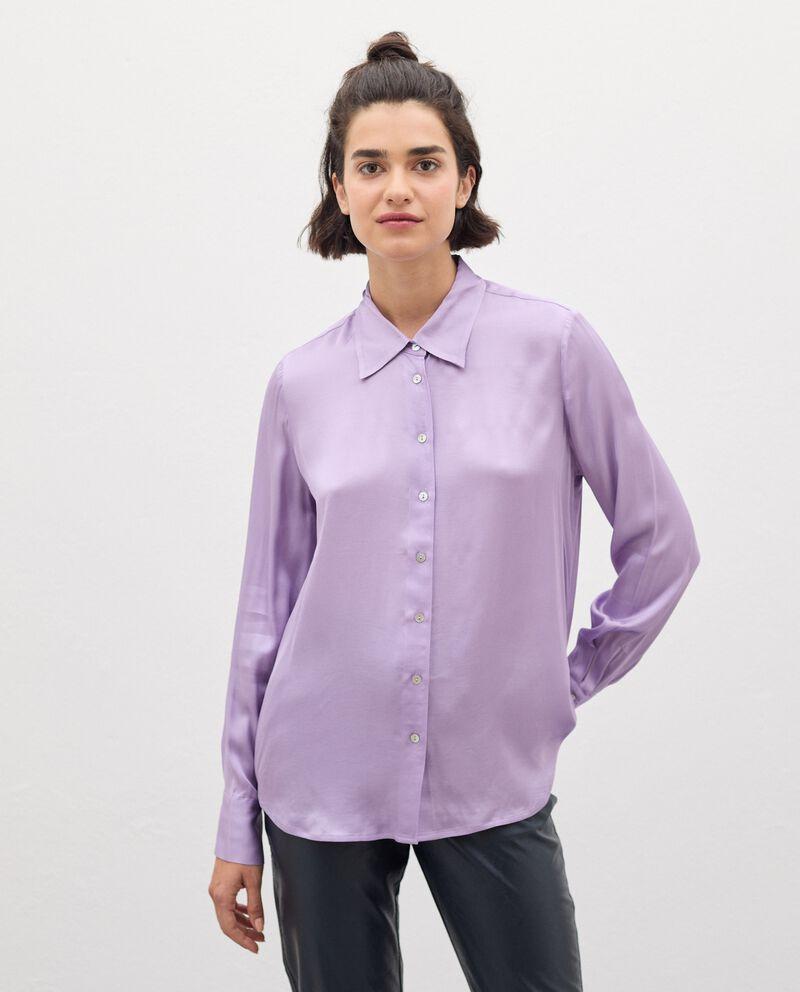 Camicia chiffon donna cover