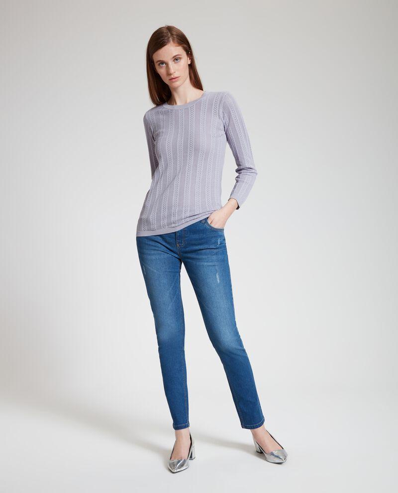 Jeans cinque tasche donna