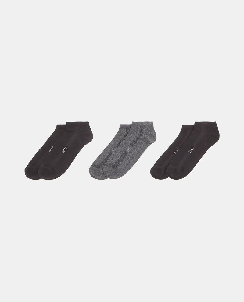 Set calzini corti sportivi uomo