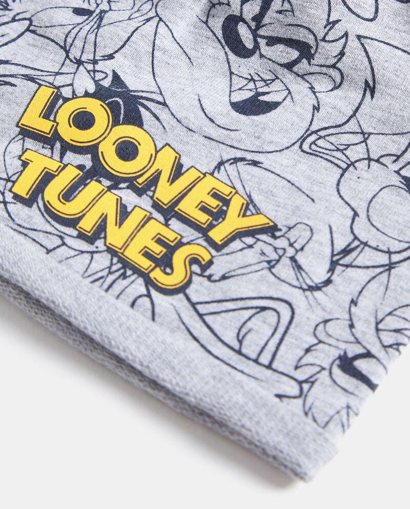 Cappellino con stampa Looney Tunes neonato