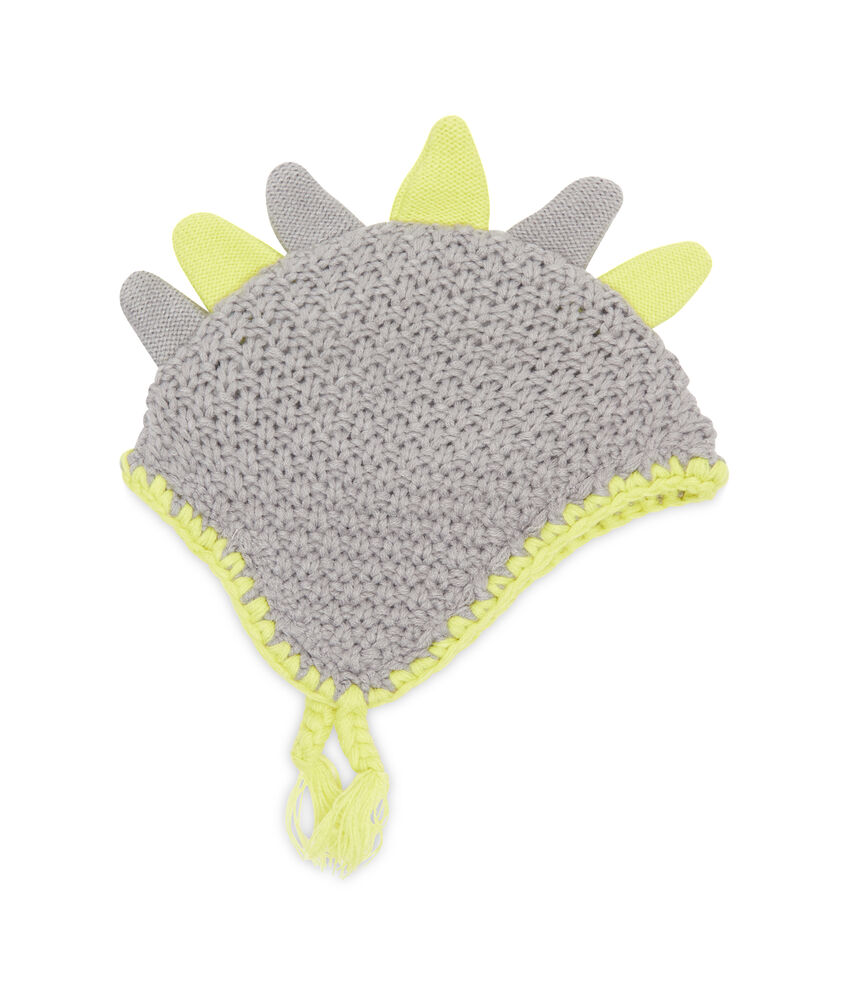 Cappello a cuffia stretch dinosauro