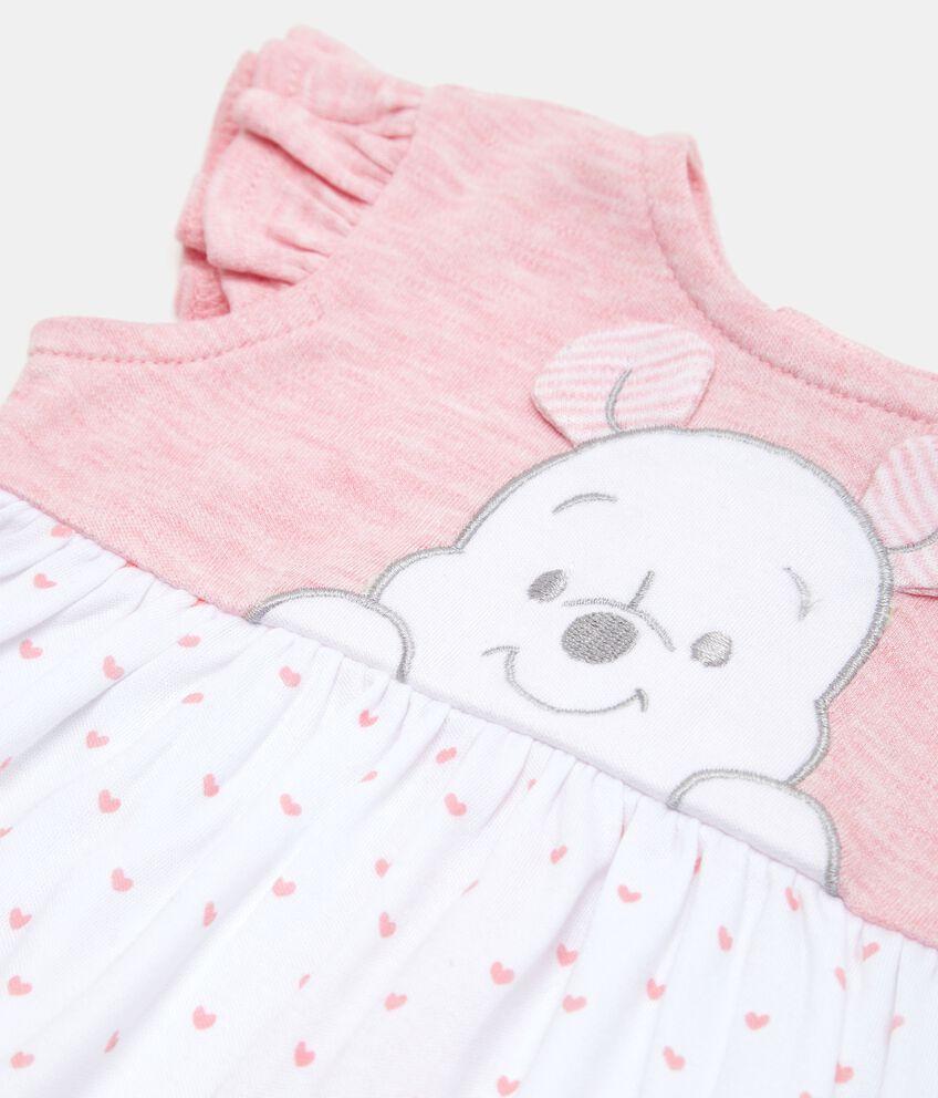 Tutina neonata con orsetto