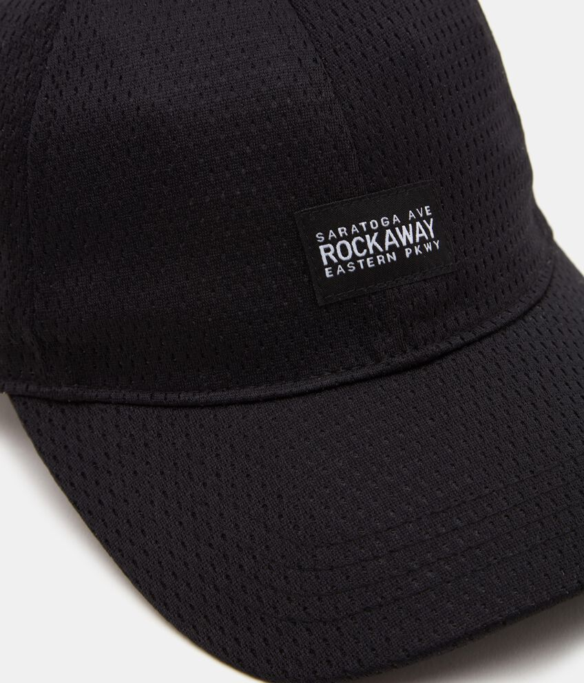 Cappello con trama in rete uomo