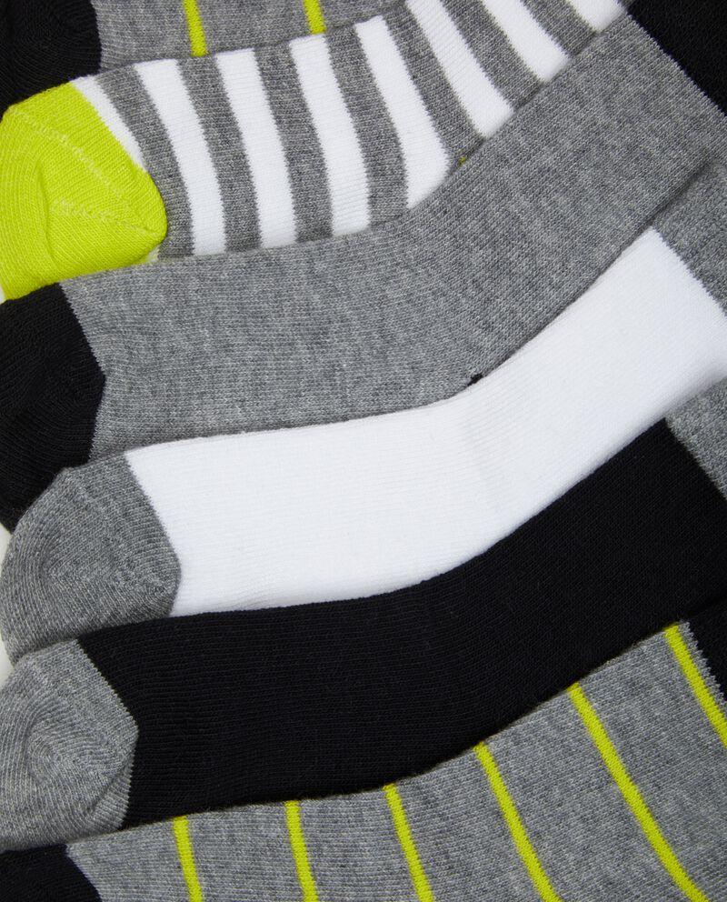 Seven pack bambino calzini corti